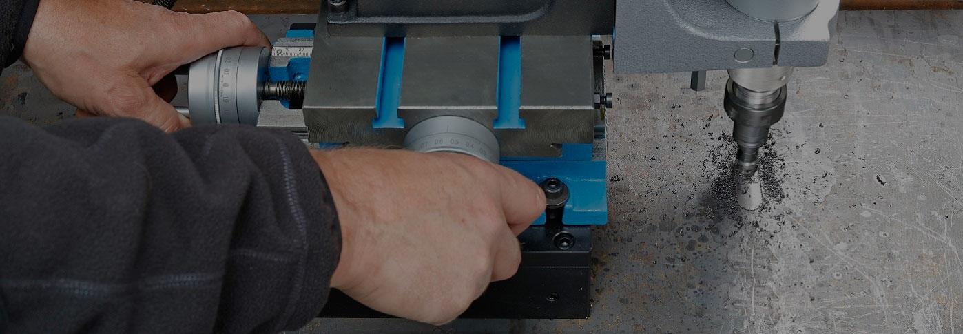 Máquinas Perforadoras con Base Electromagnéticas
